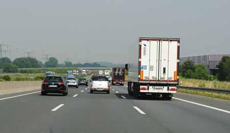 MPU Teilnahme am Verkehr Autobahn