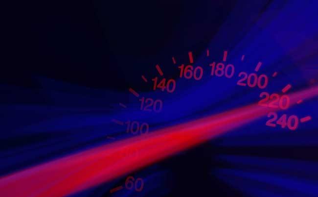Geschwindigkeit Tacho MPU